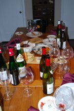 wine tasting party ideas
