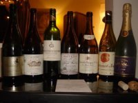 hosting a wine tasting